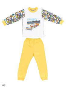 Пижама Машинки Лео 3536440