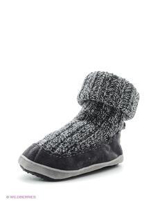 Тапочки- носки противоскользящие BROSS 3189005