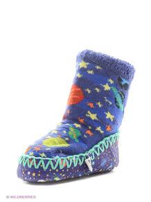 Тапочки-носки противоскользящие BROSS 3189019