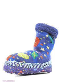 Тапочки-носки противоскользящие BROSS 3189020
