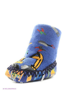 Тапочки-носки противоскользящие BROSS 3189021