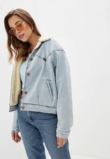 Куртка джинсовая Wrangler w424wj10b