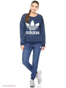 Свитшот Tr Denim Sweat Adidas 2596749