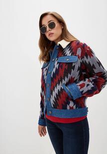 Куртка джинсовая Wrangler w4n6wvxjy