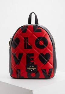 Рюкзак Love Moschino LO416BWFWQY0NS00