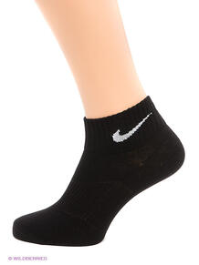 Носки 3 пары 3PPK LIGHTWEIGHT QUARTER Nike 1032812