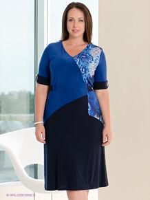 Платье Gemko plus size 1012483