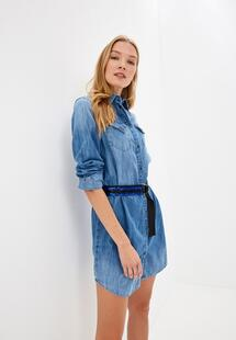 Платье джинсовое Guess Jeans w93k0k d14lc