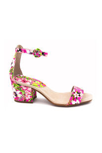 heeled sandals EVA LOPEZ 5823736