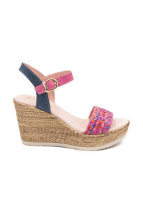 wedge sandals EVA LOPEZ 5823741