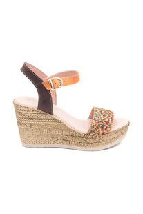 wedge sandals EVA LOPEZ 5823740