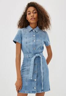 Платье джинсовое Tommy Hilfiger ww0ww25128