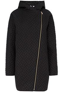 Удлиненная куртка на синтепоне MADZERINI 326151