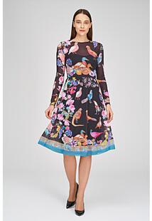 Комбинированное платье Desigual 323797