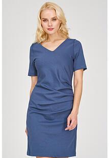 Платье с драпировкой Kaffe 323807