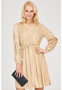 Платье с запахом La Reine Blanche 322803