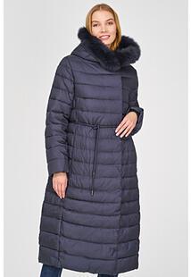 Пальто с отделкой мехом песца LE MONIQUE 321986