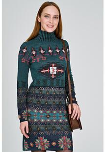 Трикотажное платье Desigual 318567