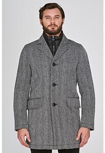Утепленное пальто с отделкой меховой тканью QS by s.Oliver 317400