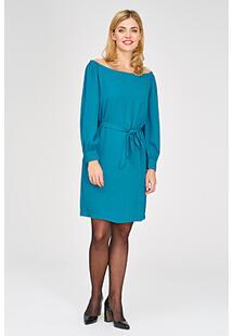 Платье с открытыми плечами QS by s.Oliver 314195