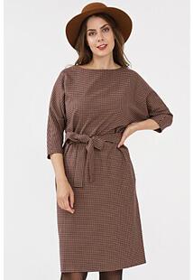 Платье в клетку La Reine Blanche 308820