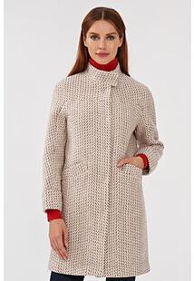 Пальто с воротником-стойкой La Reine Blanche 307232