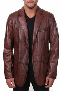 leather jacket JACK WILLIAMS 5793822