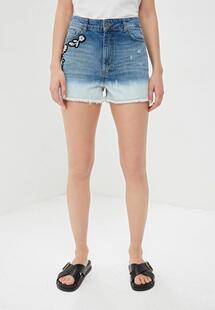 Шорты джинсовые Twinset Milano TW008EWEHVC7JE250