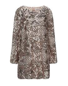 Короткое платье P.A.R.O.S.H. 34941825CP