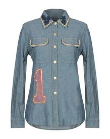 Джинсовая рубашка HISTORY REPEATS 42727553QC