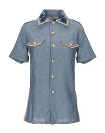 Джинсовая рубашка HISTORY REPEATS 42727184FK
