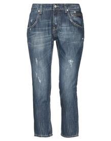 Джинсовые брюки-капри LIU •JO 42723153WN