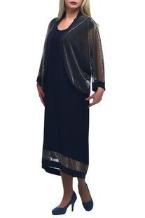 Платье + накидка Olsi 10519180