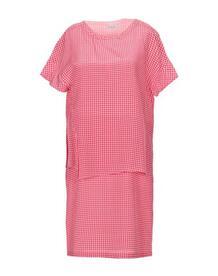 Короткое платье ROSSO35 34934029wd