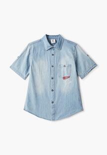 Рубашка джинсовая Sela hj-832/880-9253