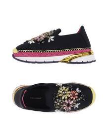 Эспадрильи Dolce&Gabbana 11158452wh