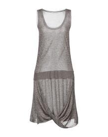 Короткое платье LAMBERTO LOSANI 34929384vo