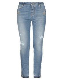 Джинсовые брюки ERMANNO SCERVINO 42725400qc