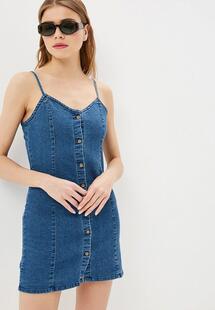 Платье джинсовое Modis m191d00285
