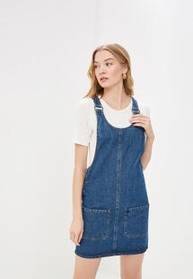 Платье джинсовое Modis m191d00395