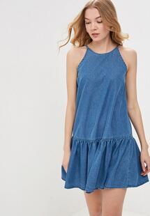 Платье джинсовое Modis m191d00292