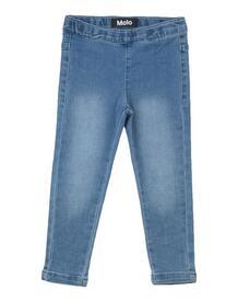 Джинсовые брюки MOLO 42688258lc