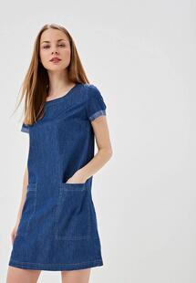 Платье джинсовое Sela djs-137/018-9273