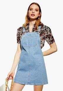 Платье джинсовое TOPSHOP 05p56pmdt