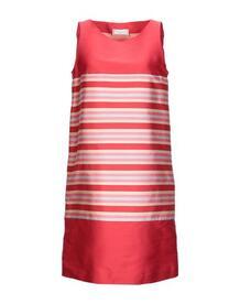Короткое платье ROSSO35 34910903kd