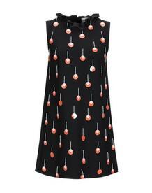 Короткое платье AU JOUR LE JOUR 34909746ds