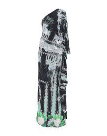 Длинное платье Cavalli Class 34906307OF