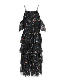 Длинное платье VIVETTA 34893022UQ