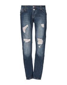 Джинсовые брюки PHILIPP PLEIN 42705266CR
