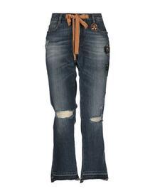 Джинсовые брюки ERMANNO SCERVINO 42703736te